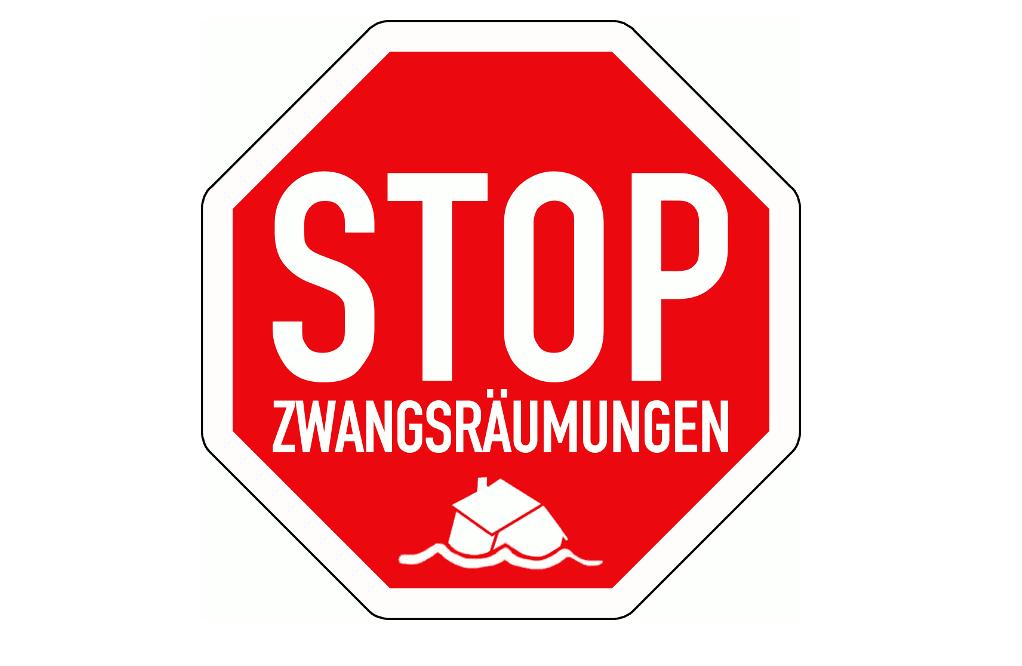 Solidarisch gegen Zwangsräumung // Mittwoch 6.11 – 8:00 Uhr // Wormser Str.