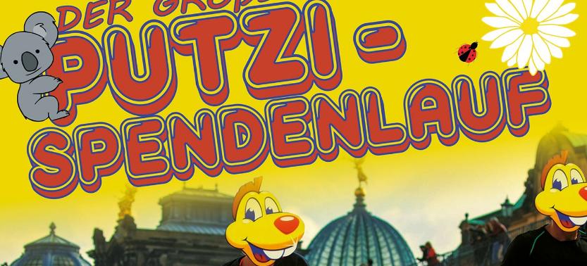 Der große Putzi Spendenlauf am 20.6. // 14:00 Uhr
