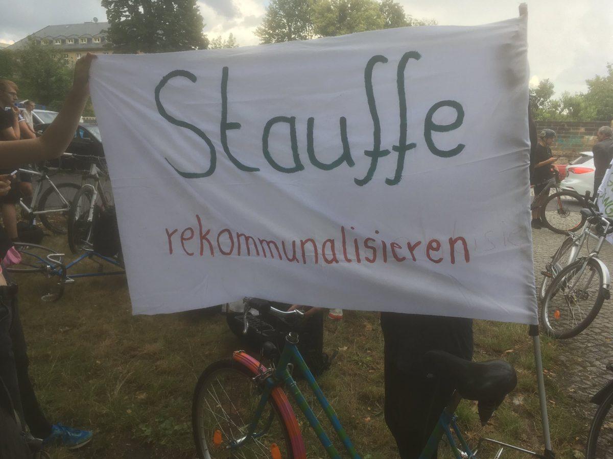 Erklärung der Mieter:innen der Stauffenbergallee 49