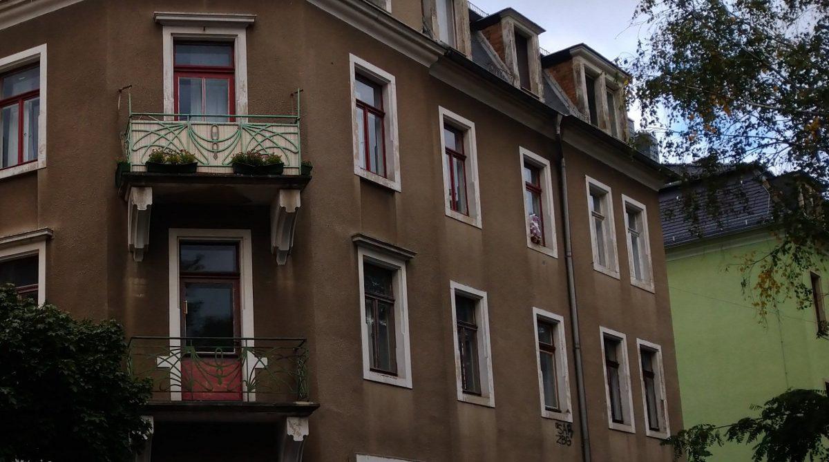 Buchenstraße 4 – von Sanierung bedroht?