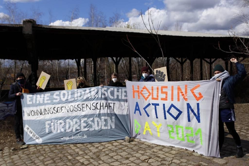 3. Leipziger Bahnhof – Solidarische Wohnungsgenossenschaft WoGe Dresden eG