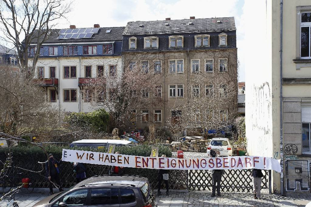 7. Leerstandsbewohner*innen Dresden