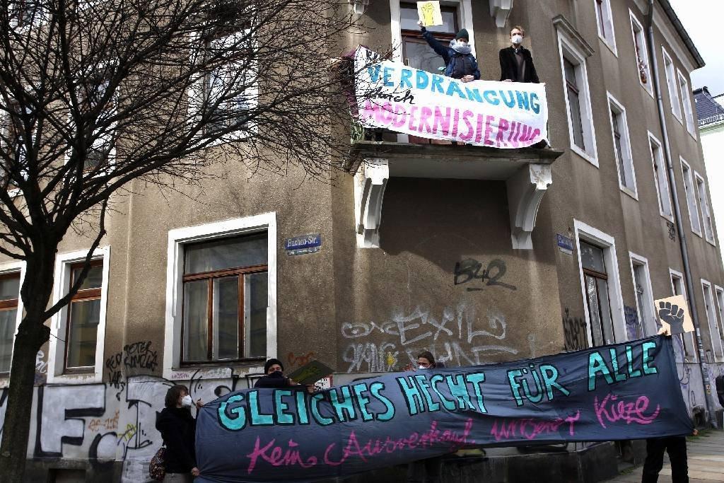 8. Buchenstraße 4 im Dresdner Hechtviertel