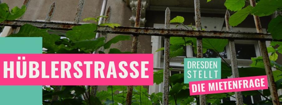 Orte der Verdrängung: Hüblerstraße 61 in Dresden-Striesen